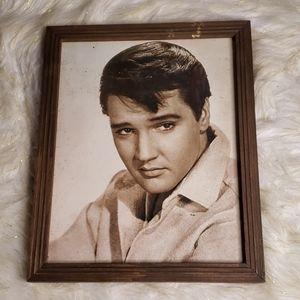 Vintage Elvis Picture